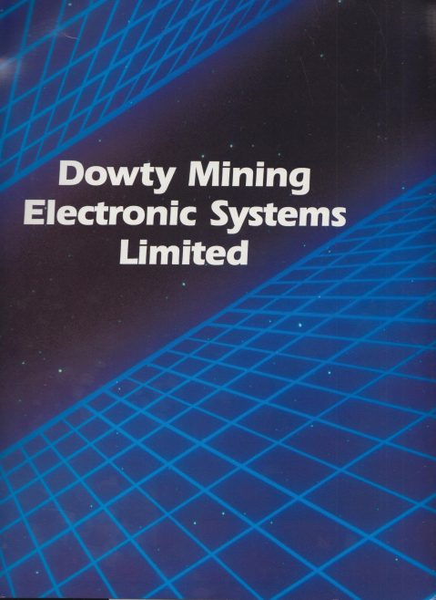 Dowty Mining Equipment - Electronic Systems | Original photo in the Dowty archive at the Gloucestershire Heritage Hub