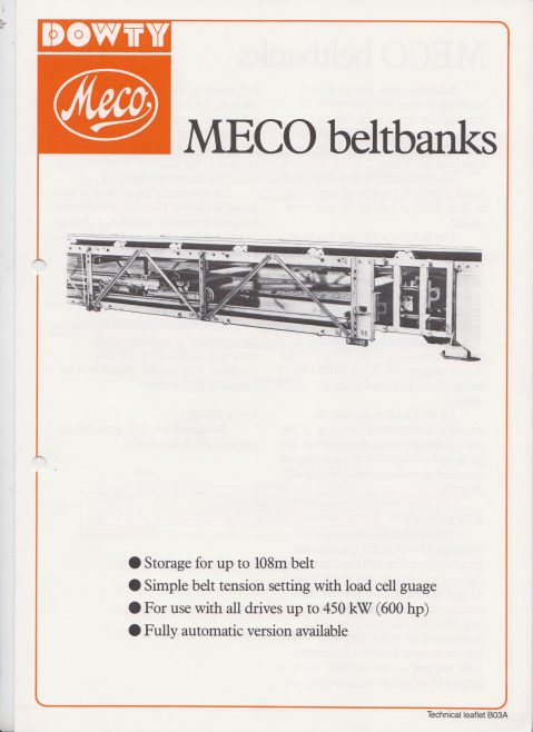 Dowty Meco - Beltbanks | Original photo in the Dowty archive at the Gloucestershire Heritage Hub