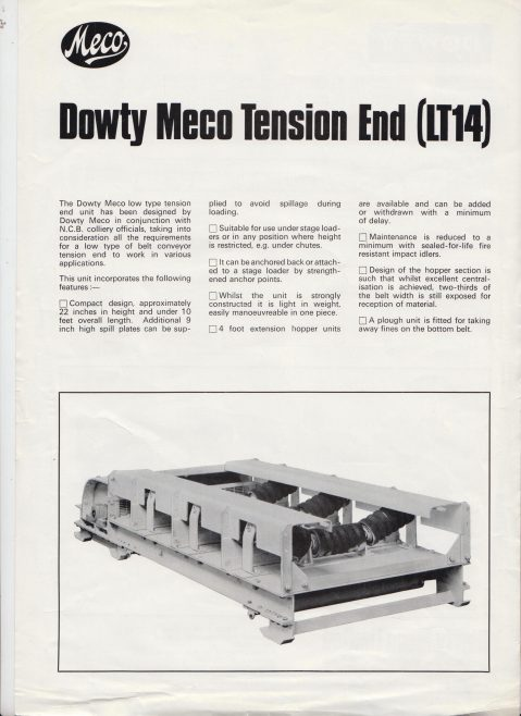 Dowty Meco 2Tension End (LT14) | Original photo in the Dowty archive at the Gloucestershire Heritage Hub