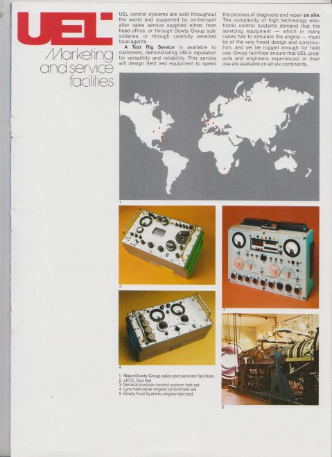 Ultra Electronics Ltd - Company Profile   Original photo in the Dowty archive at the Gloucestershire Heritage Hub