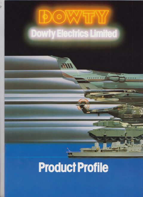 Dowty Electrics Ltd - Product Profile | Original photo in the Dowty archive at the Gloucestershire Heritage Hub