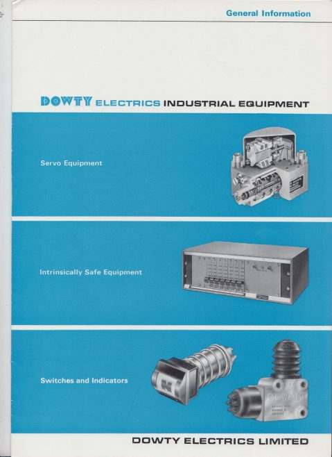 Dowty Electrics Ltd - Industrial Equipment | Original photo in the Dowty archive at the Gloucestershire Heritage Hub