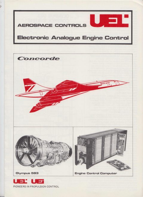 Ultra Electronics Communications Ltd - Aerospace Controls | Original photo in the Dowty archive at the Gloucestershire Heritage Hub