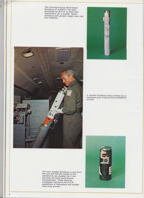 Ultra Electronics Communications Ltd - Company Profile   Original photo in the Dowty archive at the Gloucestershire Heritage Hub