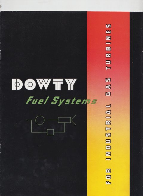 Dowty Fuel Systems - For Industrial Gas Turbines | Original photo in the Dowty archive at the Gloucestershire Heritage Hub
