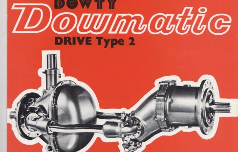 Dowmatic Drive Type 2 Hydrostatic Transmission