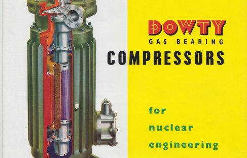 Gas Bearing Compressors for Nuclear Engineering