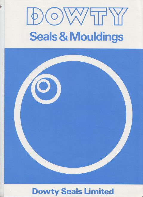 Dowty Seals - Seals and Mouldings | Original photo in the Dowty archive at the Gloucestershire Heritage Hub