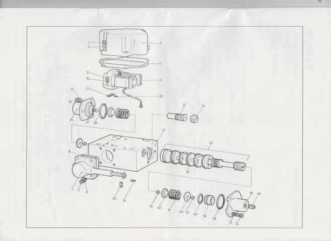 Servo Products Division - 4552 & 4553 Series Servo Valves Service Manual | Original photo in the Dowty archive at the Gloucestershire Heritage Hub