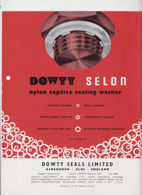Dowty Seals - Selon