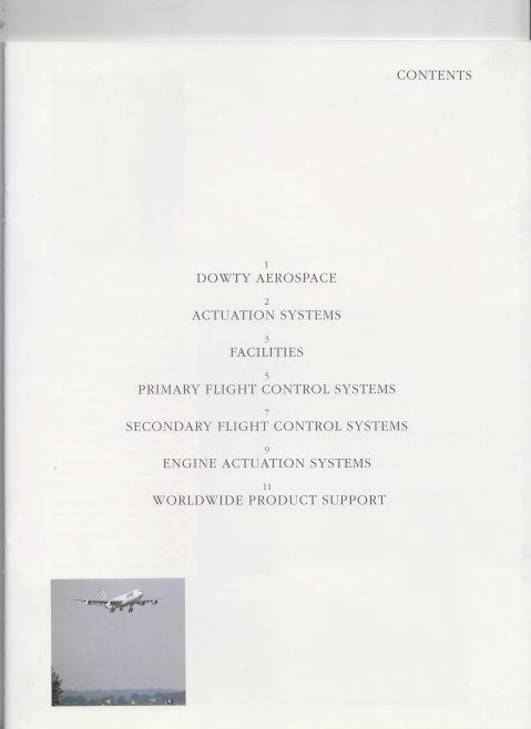 Dowty Aerospace - Actuation Systems | Original photo in the Dowty archive at the Gloucestershire Heritage Hub