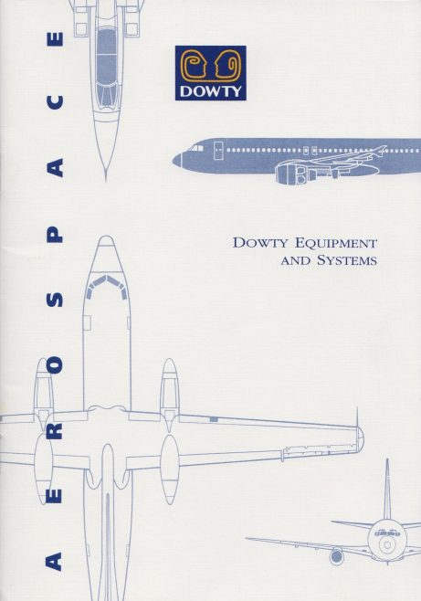 Dowty Aerospace - Dowty Equipment and Systems | Original photo in the Dowty archive at the Gloucestershire Heritage Hub