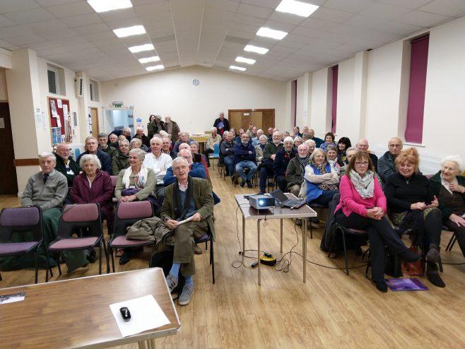 History of Dowty Talk - Tewkesbury 19 Nov 2019 | Ally McConnell