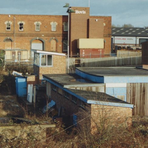 Dowty Ashchurch Site - Post closure of Seals and Mining, demolition and reconstruction in mid 1990's | L J Reid