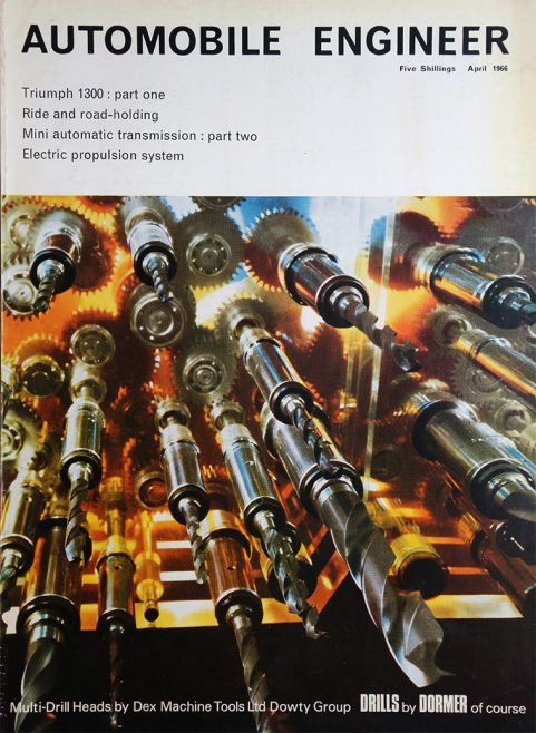 Multi-Drill Heads by Dex Machine Ltd Dowty Group | Graces Guide