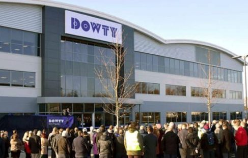 Dowty Propellers' Celebrates Opening of New Brockworth Facility