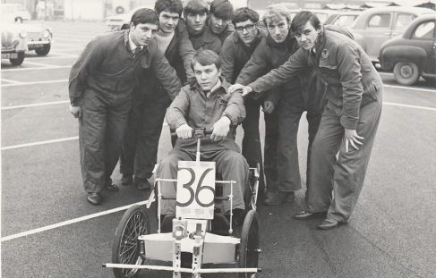 Apprentice Pedal Car Racers 1967 and 1968