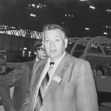 CUMM International Mining Exhibition Birmingham 1977 - Mike Bradford | Jill Goldstone
