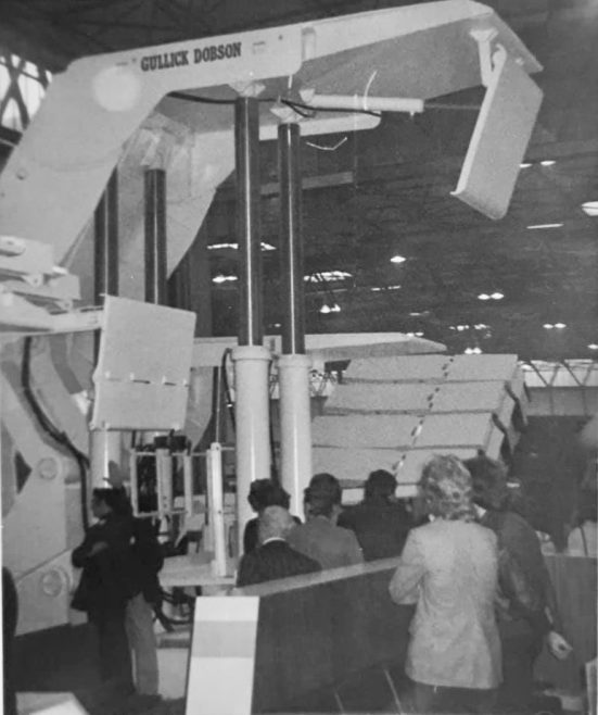CUMM International Mining Exhibition Birmingham 1977 | Jill Goldstone