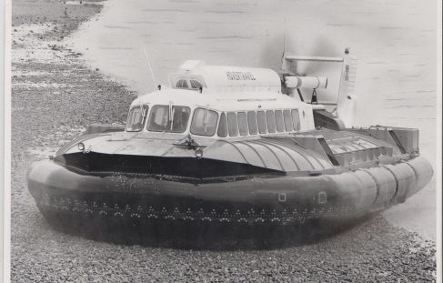 Hovercraft Blade and Fan Manufacture