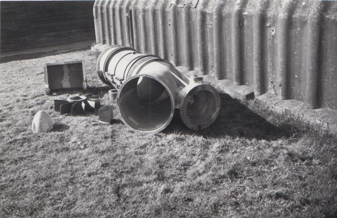 Turbocraft Ducts | Original photo in the Dowty archive at the Gloucestershire Heritage Hub