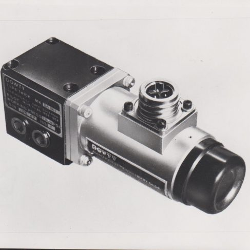 Dowty Servo Control Unit | Original photo in the Dowty archive at the Gloucestershire Heritage Hub