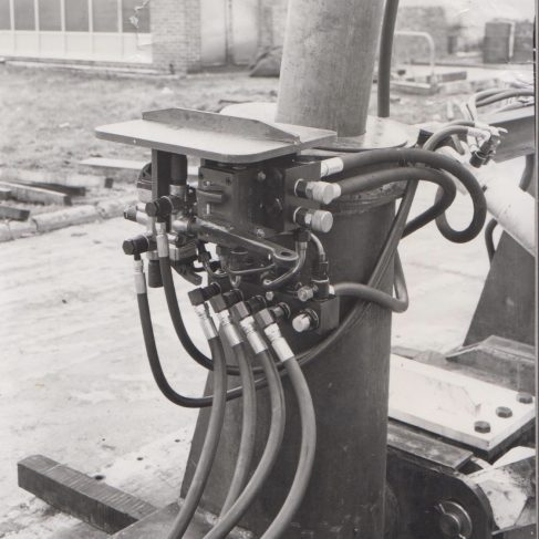 Dowty Mining Equipment - Products | Original photo in the Dowty archive at the Gloucestershire Heritage Hub