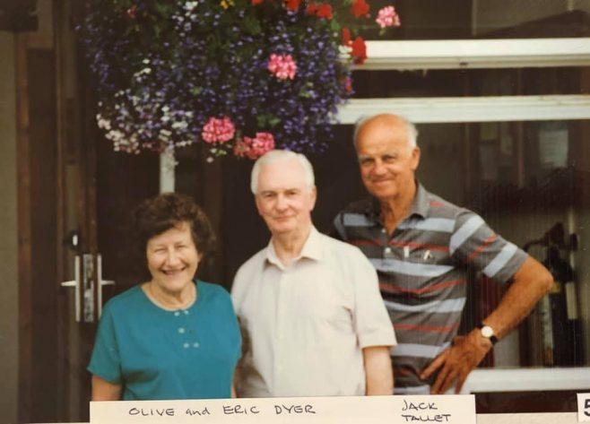 Dowty Rotol Renuion 1991 | Phil Hunt