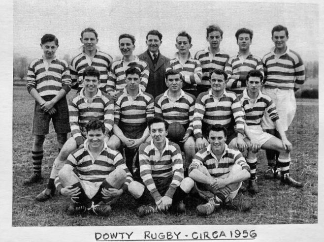 Dowty Rugby c.1956 | John Chase