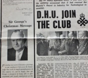 Dowty News No. 94 December 1975