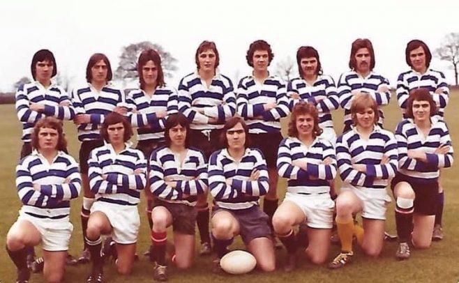 Dowty Apprentices April 1973 | Dave Baldwin