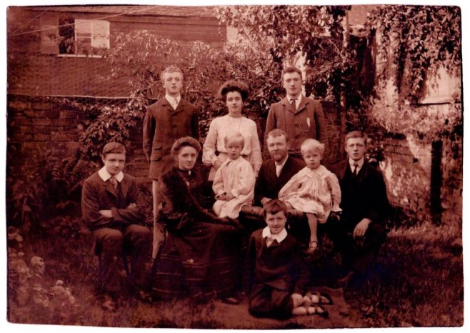 The Dowty Family c.1904 | By kind permission of the Dowty Family