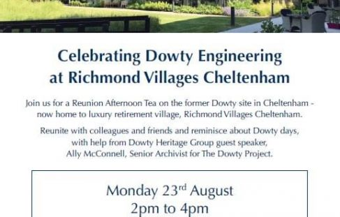 Celebrating Dowty Engineering - 23rd August 2021